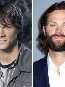 """Supernatural"" Cast: Then And Now"
