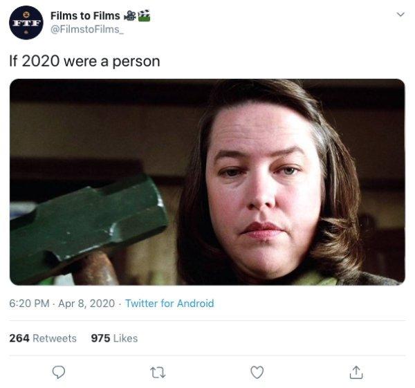 People Share What 2020 Feels Like