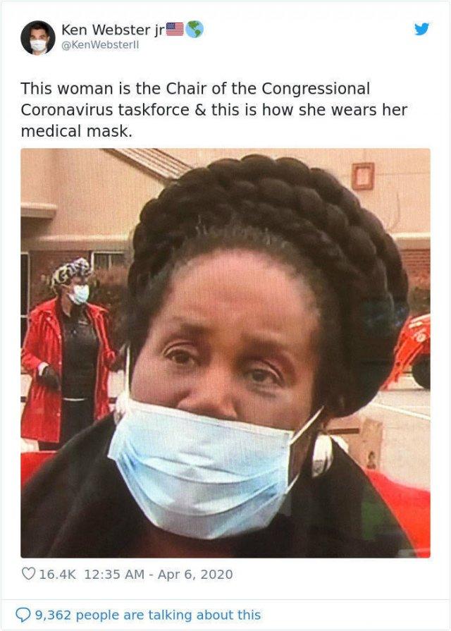 Coronavirus Prevention. You're Doing It Wrong