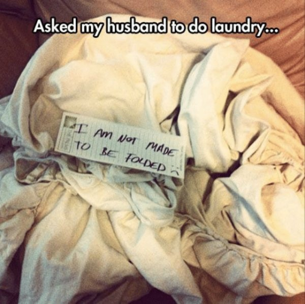 Laundry Gone Wrong