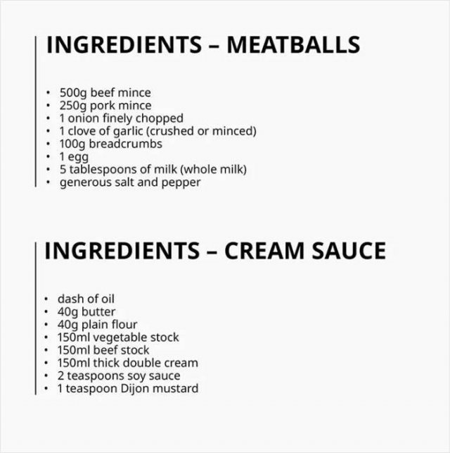 How To Cook Famous IKEA Swedish Meatballs