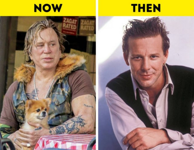 Actors Who Are Over 60: Then And Now