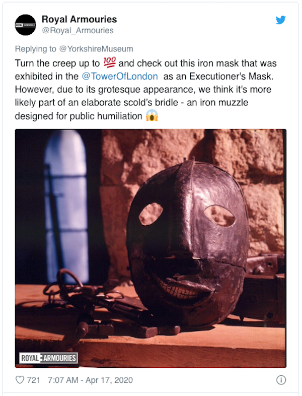 Museum Curators Share The Creepiest Objects Ever Found