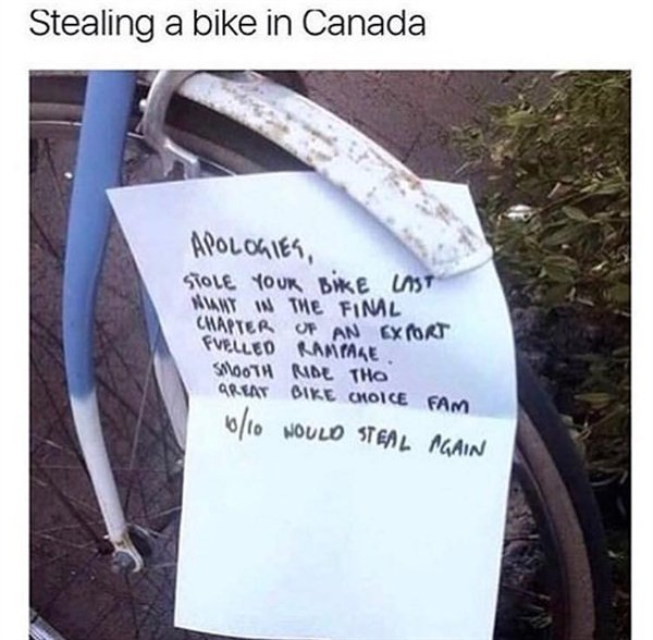 Only In Canada, part 17