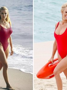 Baywatch Cast: Then And Now