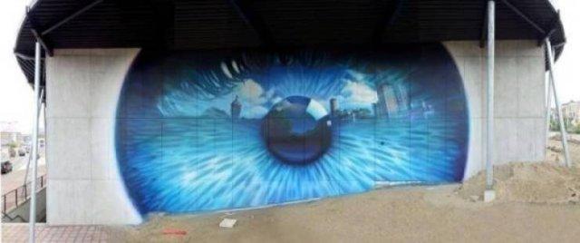 Amazing Street Art, part 9