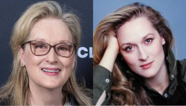 Celebrities: Then And Now, part 14