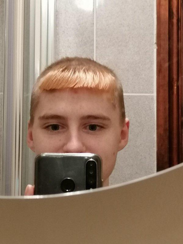 Quarantine Haircuts