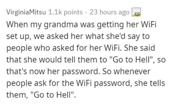 Weird Wi-Fi Names