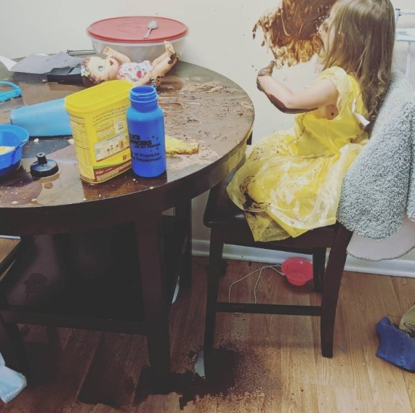Living With Children, part 6