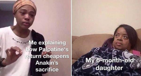 Star Wars Memes, part 4