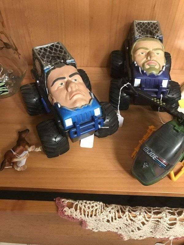 Thrift Shops Treasures, part 5