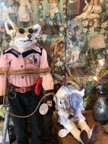 Thrift Shops Treasures