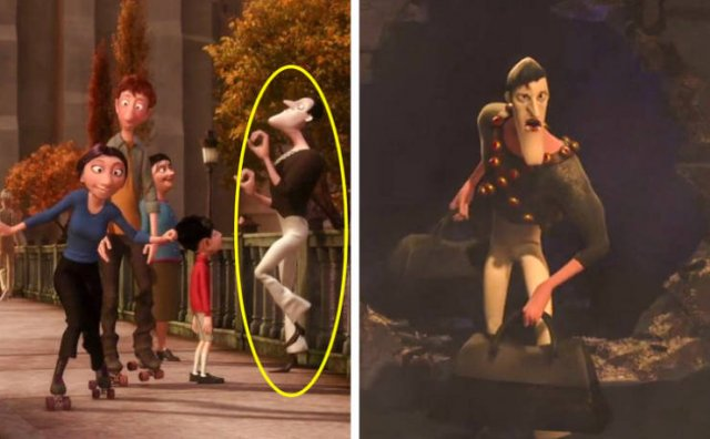 Easter Eggs In Animated Movies