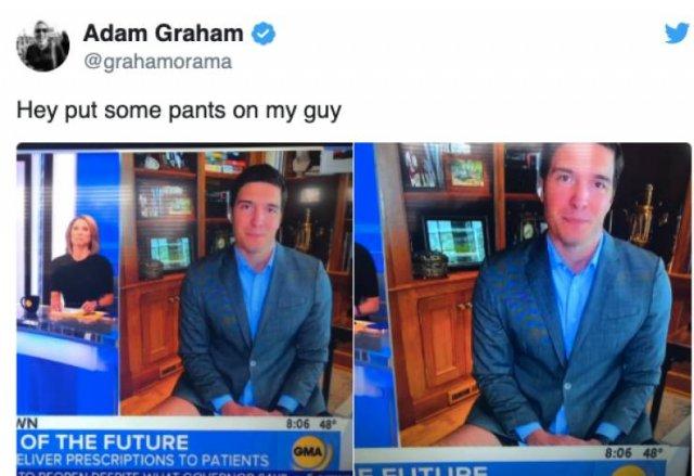 Pants Quarantine Stories