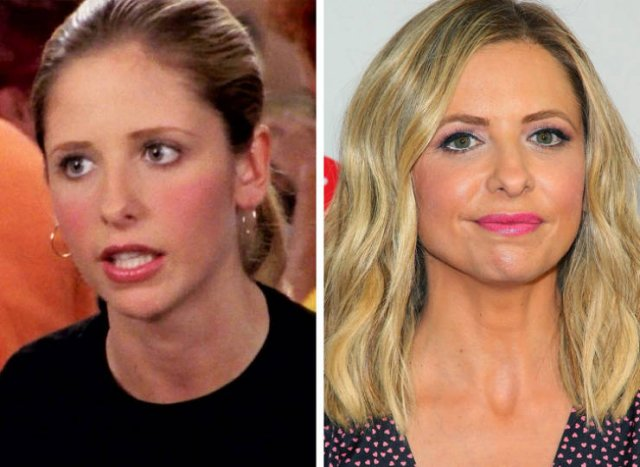 """These Celebrities Once Appeared On """"Sex And The City"""""""