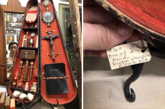 Thrift Shop Treasures, part 3