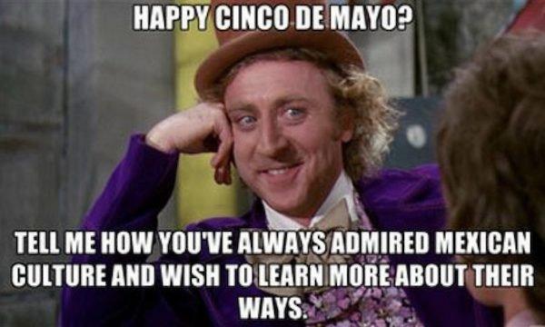 ¡Olé! Cinco De Mayo Memes