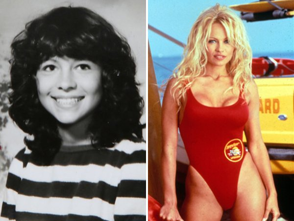 Celebrities Before They Were Famous