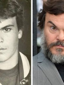 Celebrities: Then And Now