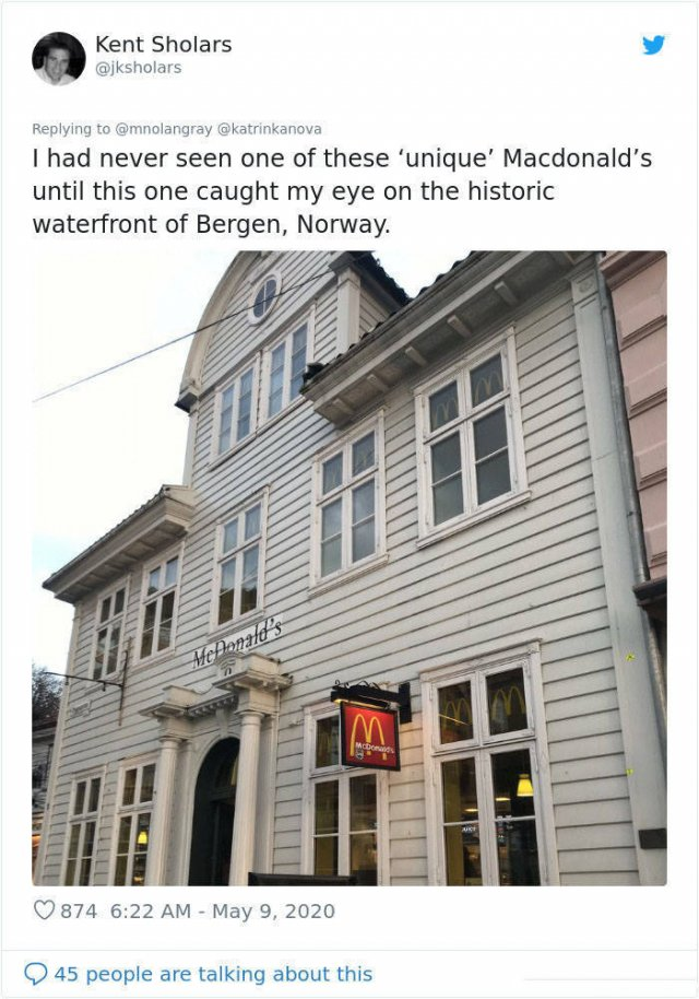 McDonald's In Different Countries