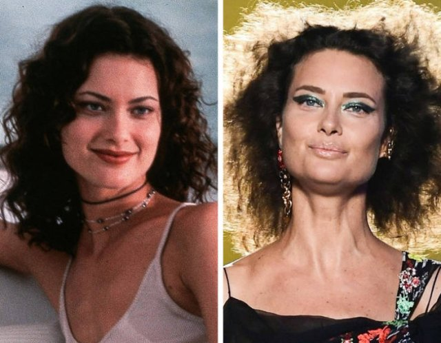 '90s Models: Then And Now