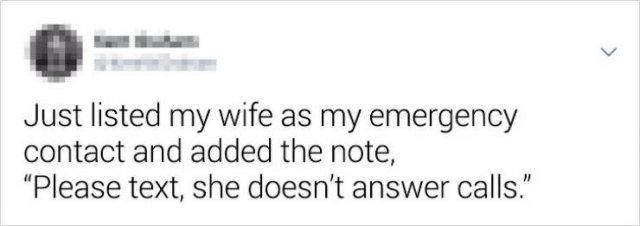 Marriage Trolling