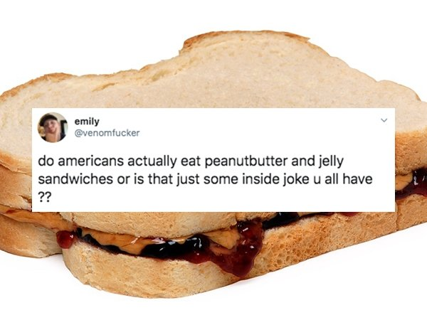 Non-Americans Still Don't Understand American Food