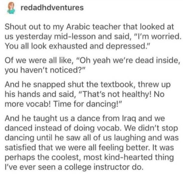 Wholesome Stories, part 4
