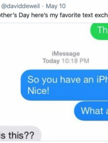 Hilarious Texting
