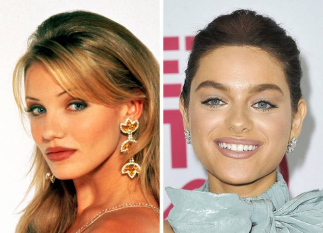 Same Age Celebrities, part 2