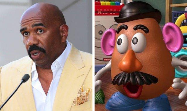 Celebrities Who Look Like Disney Characters