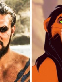 Celebrities Who Look Like Disney Characters