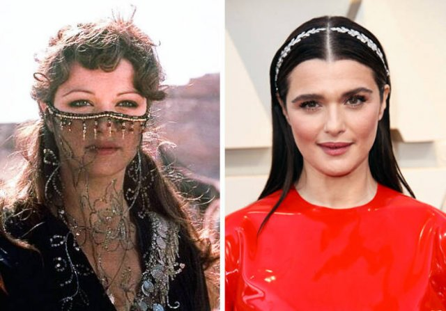 """""""The Mummy"""" Cast: Then And Now"""