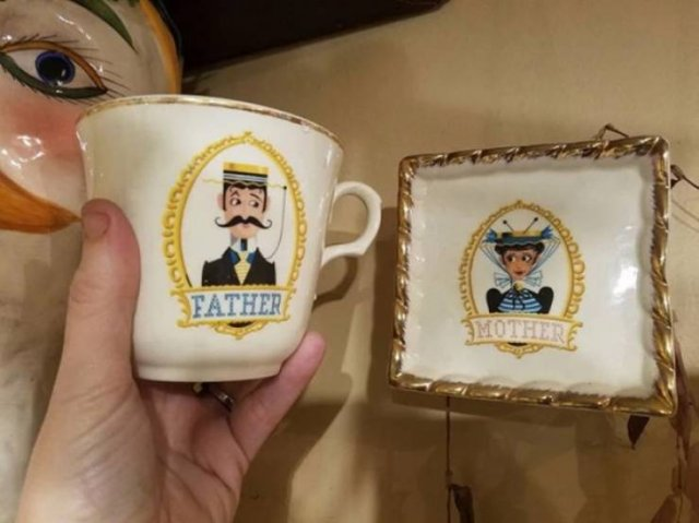 Thrift Shops Treasures, part 6