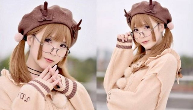 This Chinese Cosplayer 'Crome' Has A Secret