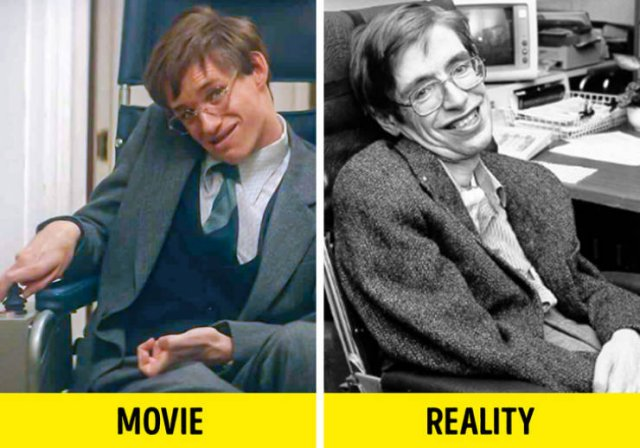 True Stories Behind Fictional Movies