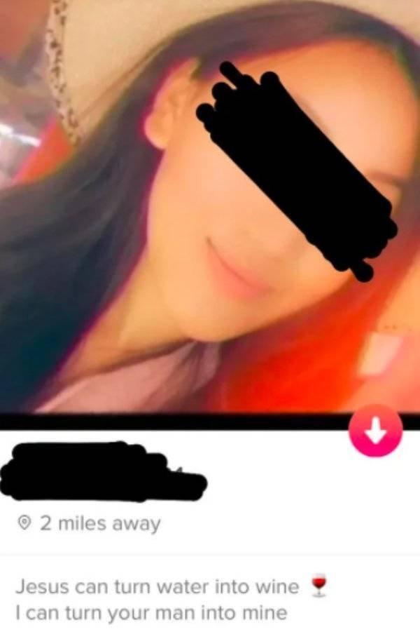 Shameless Tinder People