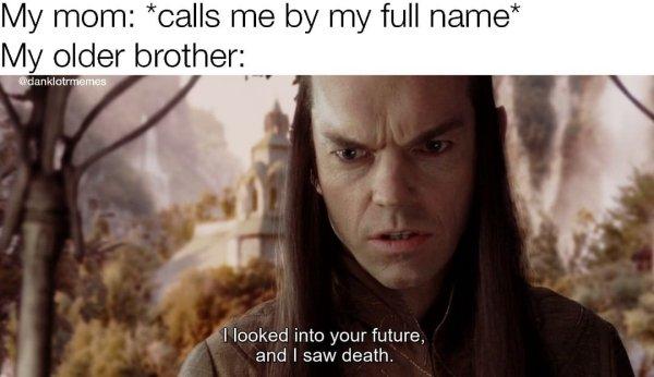 LOTR Memes, part 2