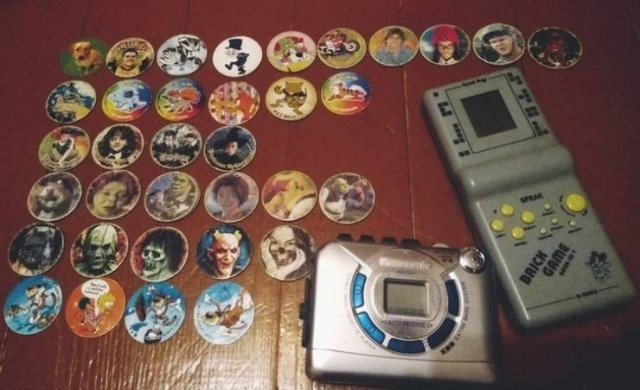 Treasures Found Amidst Old Things