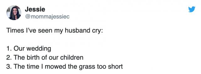 Marriage Tweets, part 2