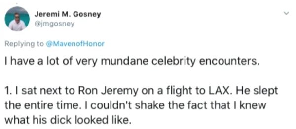 When Celebrities Act Like Common People