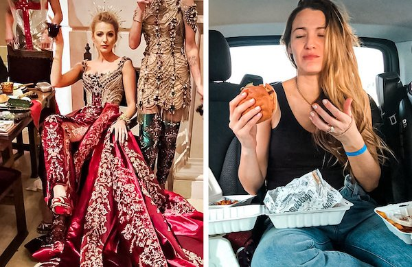 Celebrities In Social Medias: Totally Nailed It