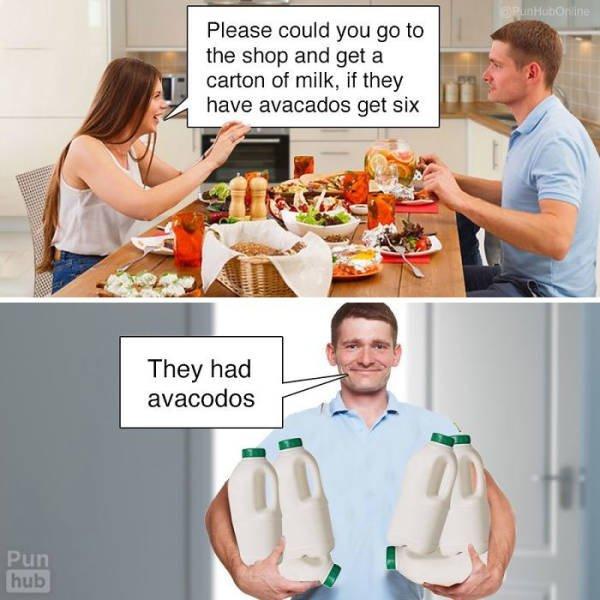 Funny Puns, part 27