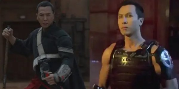 Actors Who Have Appeared Both In Star Wars And Marvel Movies