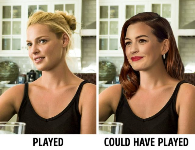 Movie Roles That Could Have Played By Other Actors