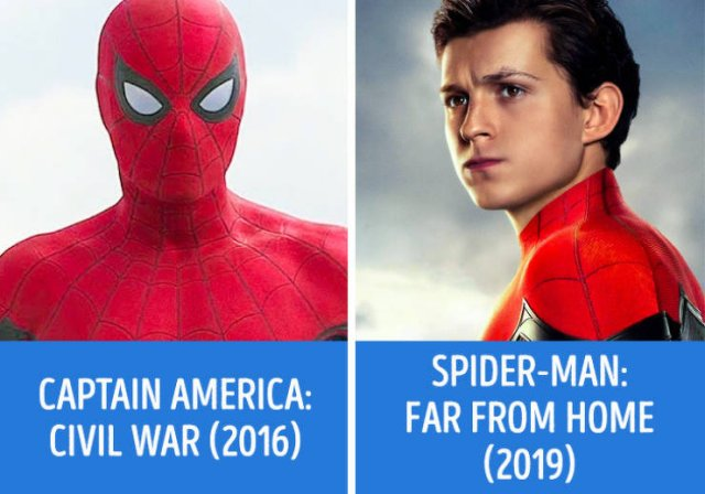 """""""Avengers"""" In Their First And Last Movies"""