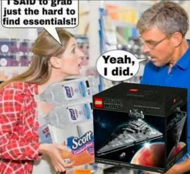 Star Wars Memes, part 5