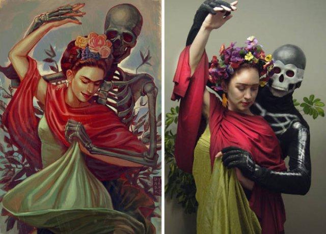 Art Recreation, part 2