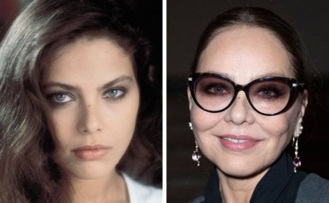 Beautifully Aging Celebrities, part 2